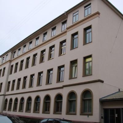 Fassadensanierung Robert-Mayer-Gymnasium Heilbronn