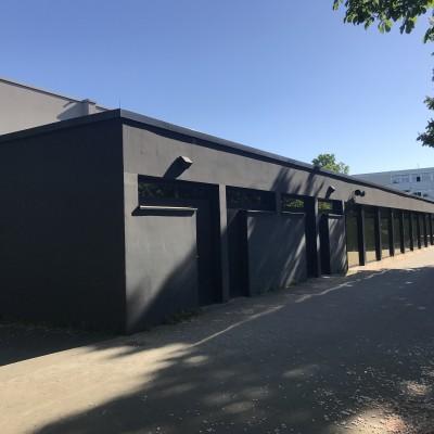 Sporthalle Elly-Heuss-Knapp Gymnasium Heilbronn