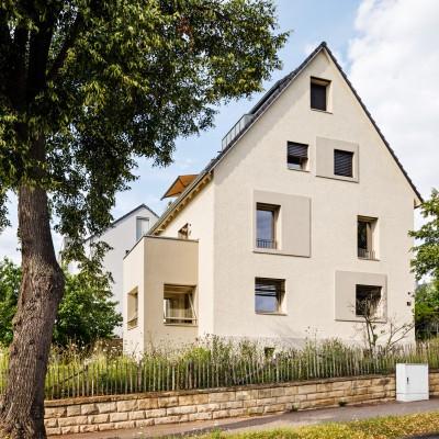 Büro- und Wohngebäude Heilbronn